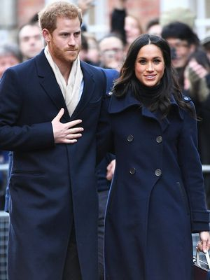 Meghan Markle Just Wore the Boot Trend Fashion Girls Love This Season