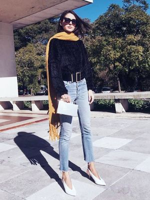 Important: These £60 Mango Shoes Are on Every Chic Influencer Right Now