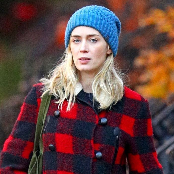 Emily Blunt Made Ugg Boots and Skinny Jeans Look So Cute for Winter