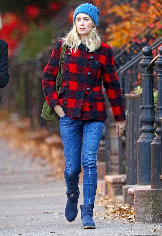 Celebrities Wearing Ugg Boots