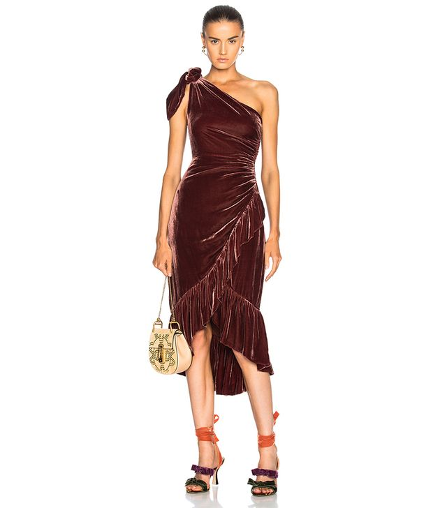What to wear to a friend 39 s wedding and after whowhatwear for Shop wedding guest dresses