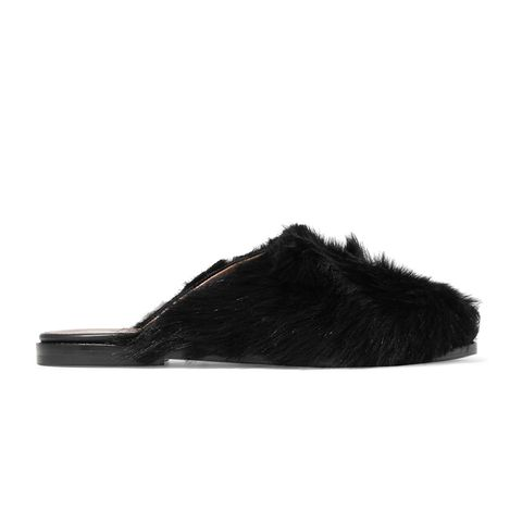 Anzi Shearling Slippers
