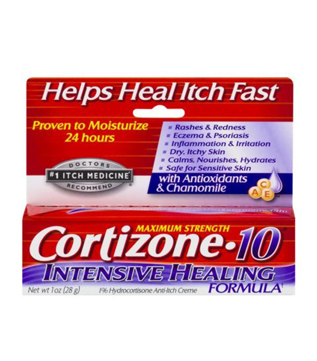 Cortizone 10 Intensive Healing Formula 1% Hydrocortisone Anti-Itch Creme