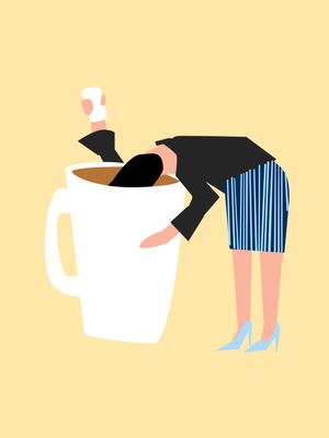 How to Stay Awake at Work (Without Constant Trips to the Coffee Machine)