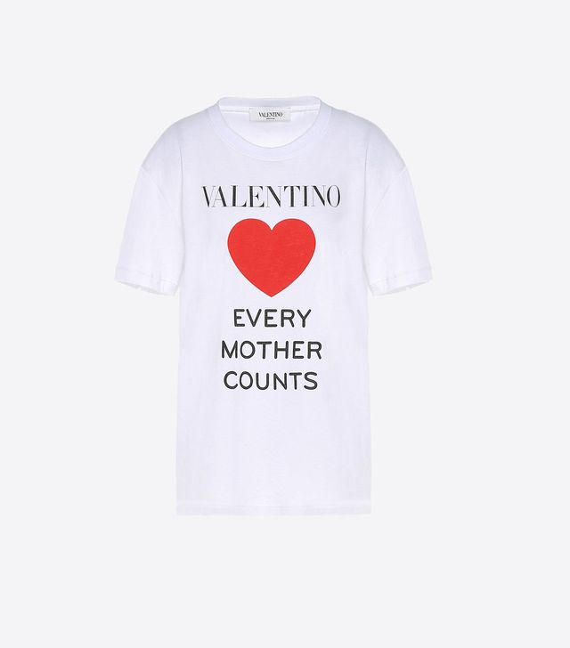 Valentino x Every Mother Counts T-Shirt