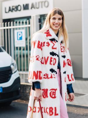 Street Style Star of the Year: Veronika Heilbrunner