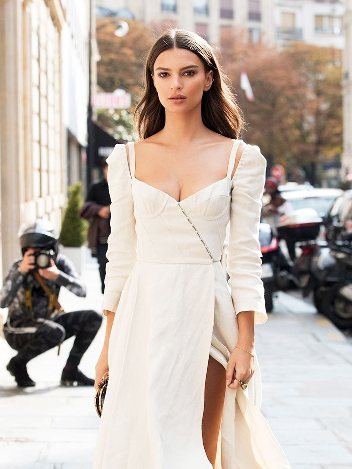 Celebrity Street Style Star Of The Year Emily Ratajkowski