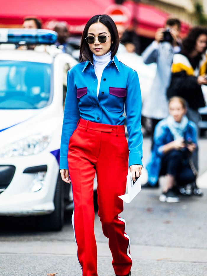 Best Fashion Week Game Yoyo Cao Who What Wear