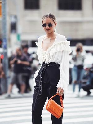 Best NYC Style: Danielle Burnstein
