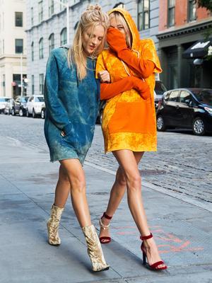 Best BFF Style: Shea Marie and Caroline Vreeland