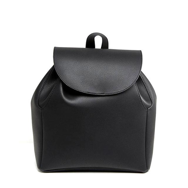 ASOS Soft Minimal Backpack