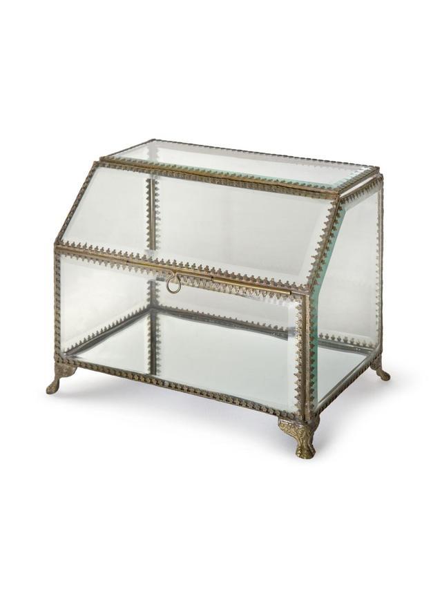 Oliver Jewelry Box