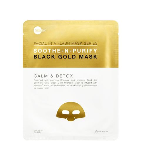 Skin Inc. Soothe-N-Purify Black Gold Mask