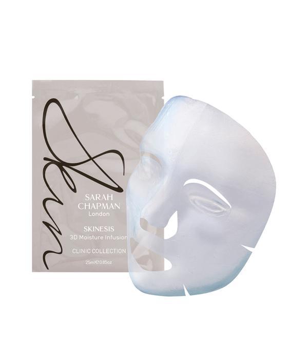 best sheet mask: Sarah Chapman Skinesis 3D Moisture Infusion Mask