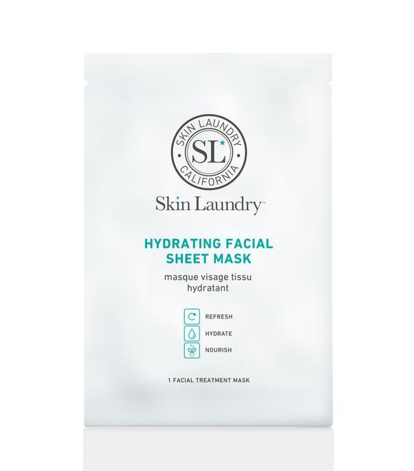 Best sheet mask: Skin Laundry Hydrating Facial Sheet Mask