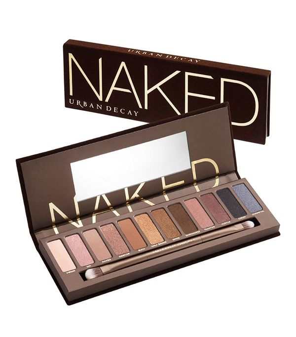Iconic beauty products: Urban Decay Naked 1 Palette