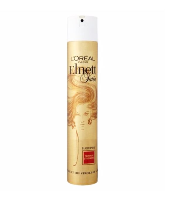 Iconic beauty products: L'Oreal Elnett Normal Strength Hairspray