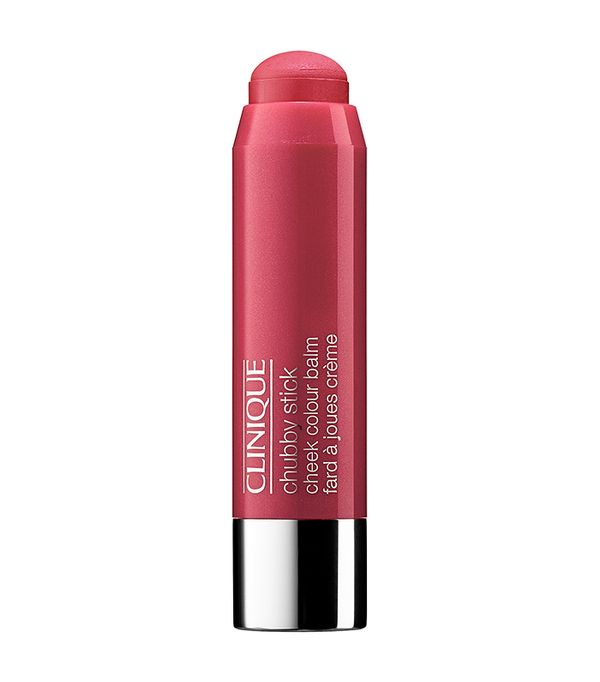 Iconic beauty products: Clinique Chubby Stick Cheek Colour Balm