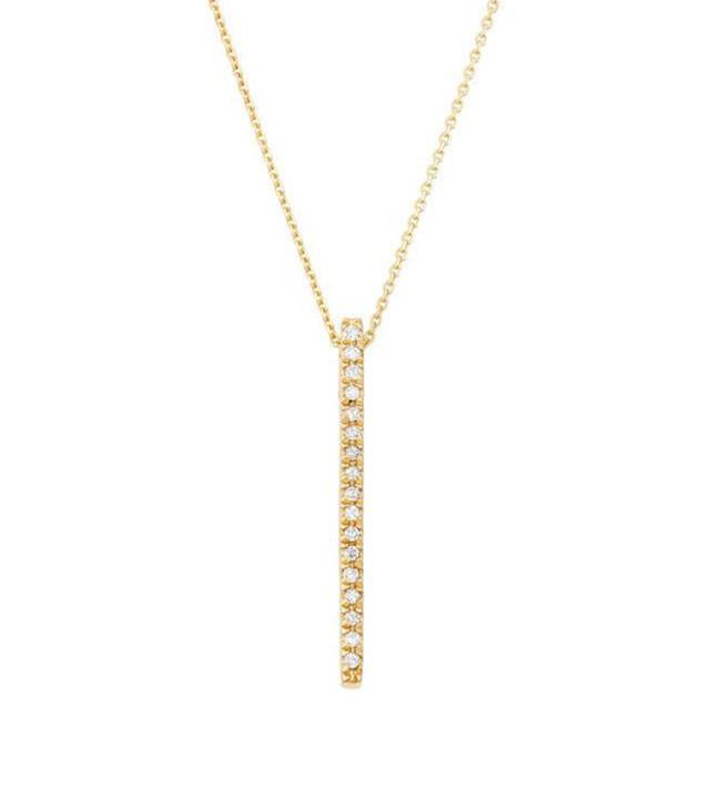Ring Concierge Diamond Line Necklace