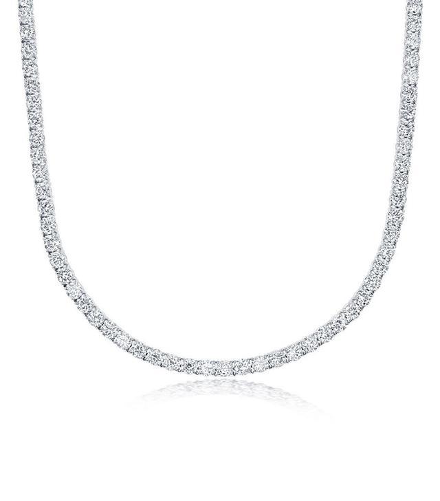 Ring Concierge Diamond Tennis Necklace