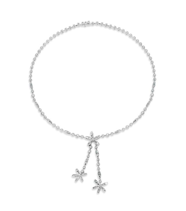 Ring Concierge Diamond Flora Necklace