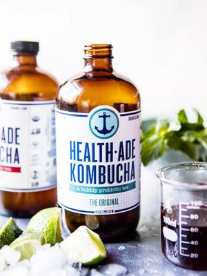 What Is Kombucha Made of Anyway?