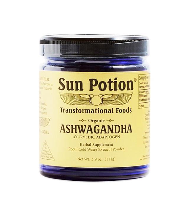 Sun Potion Organic Ashwagandha