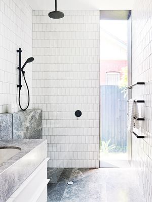 11 Bathroom Tile Ideas That Are All the Inspiration You Need