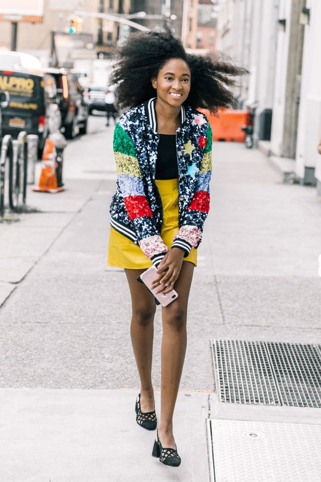 warm weather holiday street style