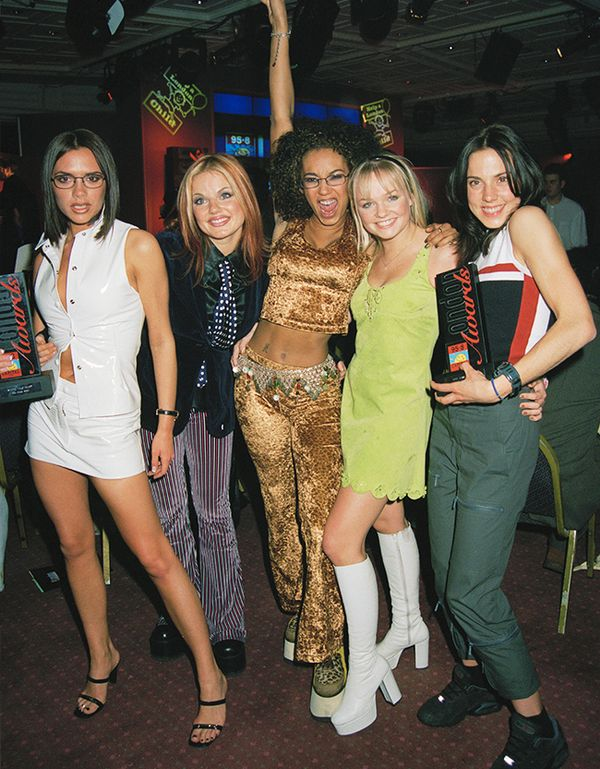 Spice Girls style