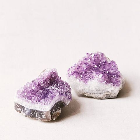 Amethyst Crystal Clutter