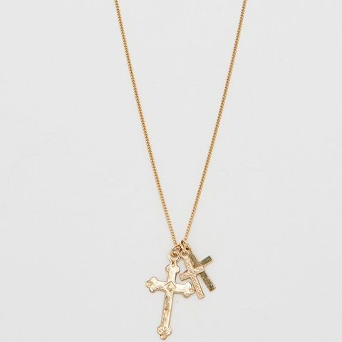 D3C Long Necklace