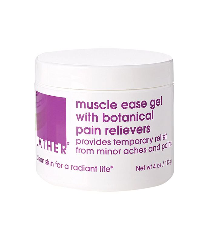 Muscle Ease Gel With Botanical Relievers by Lather