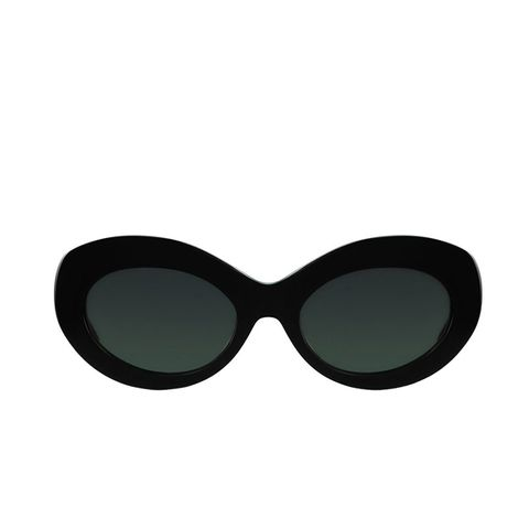 Ashtray Cat-Eye Sunglasses