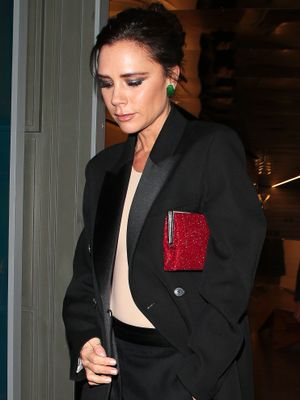 """Victoria Beckham's """"Dorothy"""" Shoes Are the Pretty Party Heels You Need"""