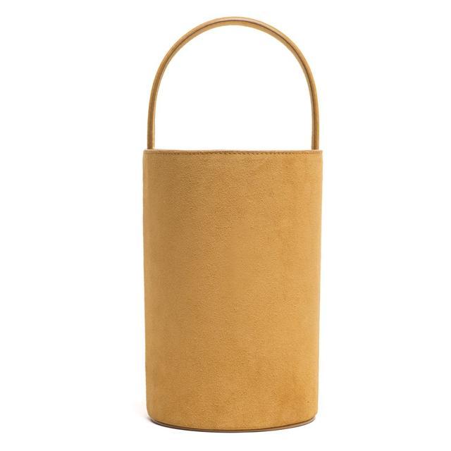 Marais Bucket Bag in Mustard