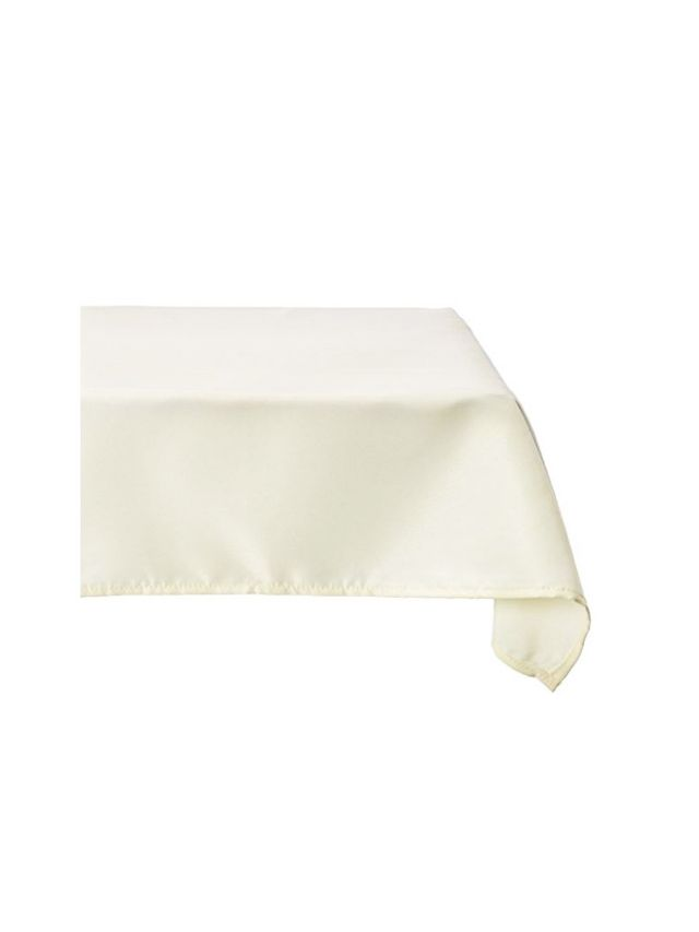 LinenTableCloth Ivory Table Cloth