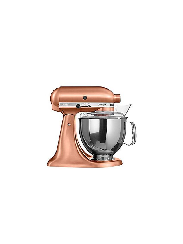 KitchenAid Satin Copper Mixer
