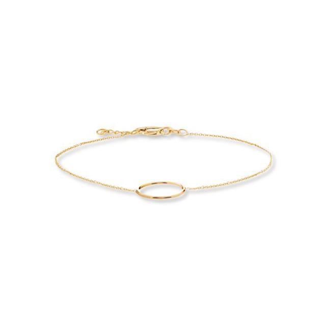 Kay Circle Bracelet