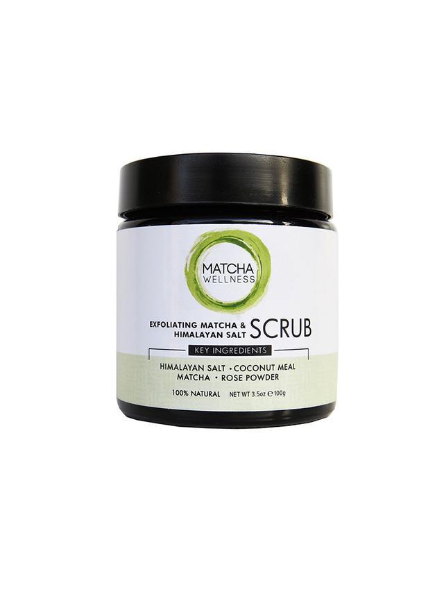 Matcha Wellness Exfoliating Matcha & Himalayan Salt Scrub