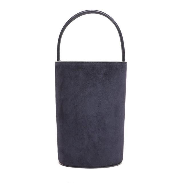 Marais Bucket Bag in Navy