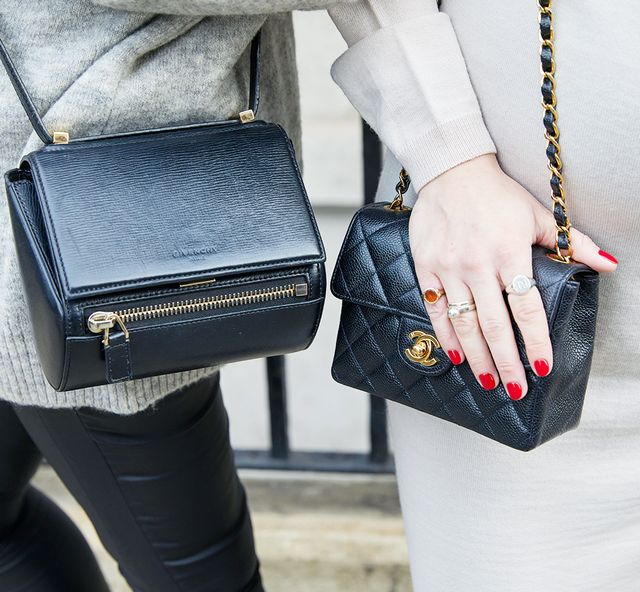 Style Notes: Out of everything in your wardrobe that's worth splashing out on, this is the one that will give you best cost per wear. A real leather designer bag can last you forever (and...