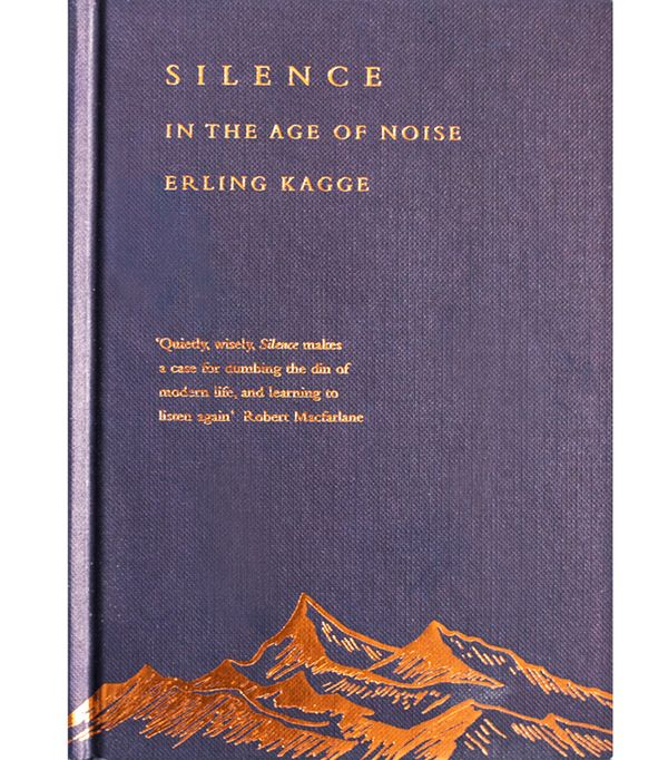 wellness books worth reading: Erling Kagge Silence in the Age of Noise