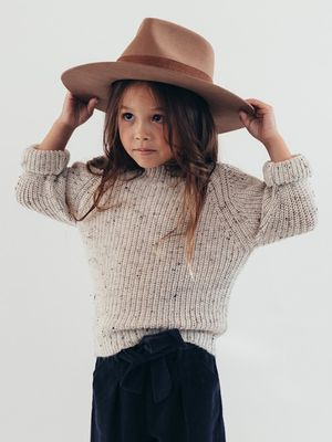 Janessa Leoné Just Launched the Chicest Hat Collection for Kids
