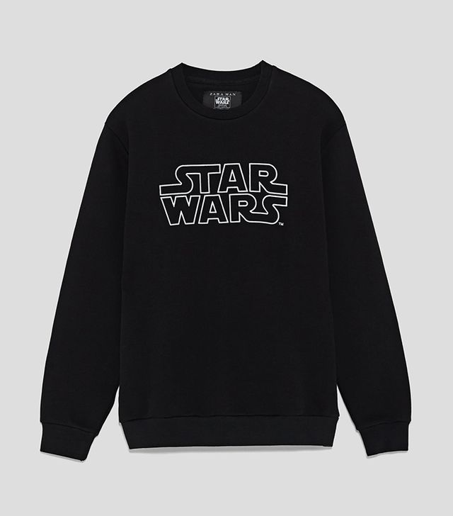 Zara Star Wars Sweatshirt