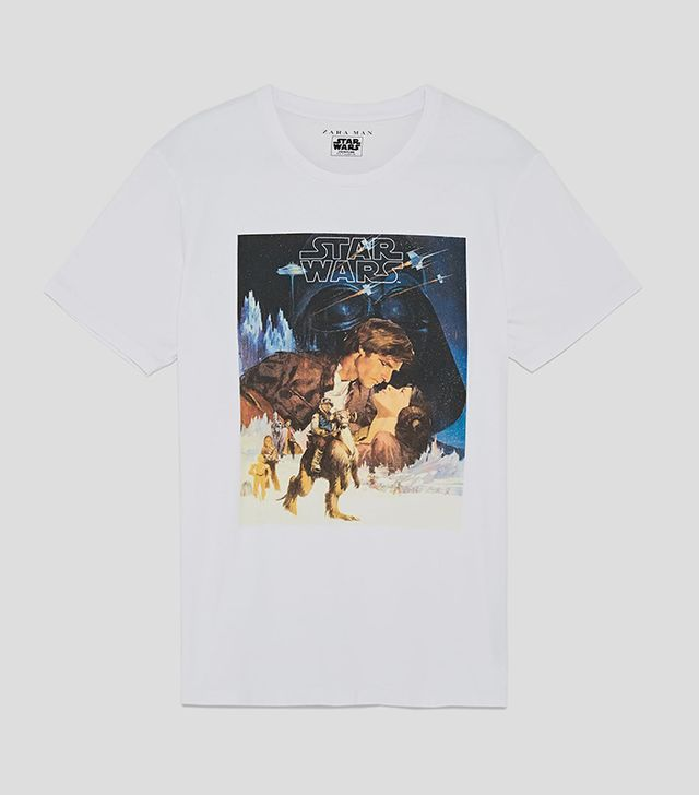 Zara Star Wars T-Shirt