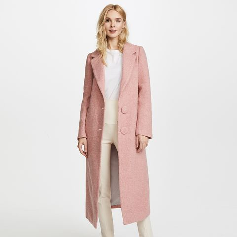 Long Double Button Coat