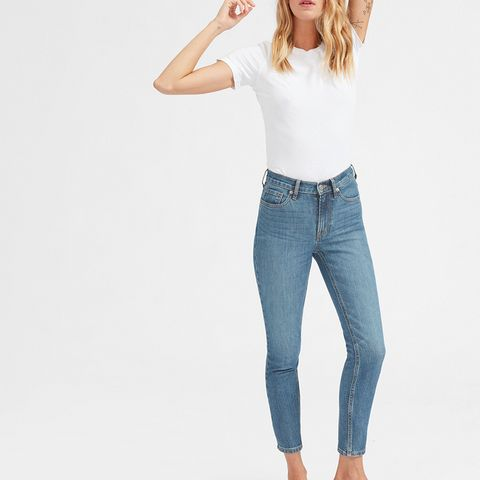 Women's High-Rise Skinny Jean (Ankle)