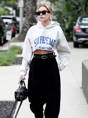 The 2-Piece Model Outfit That's Everywhere