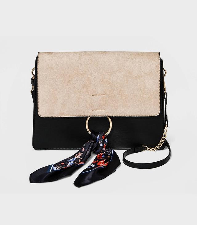 Ring Crossbody Handbag